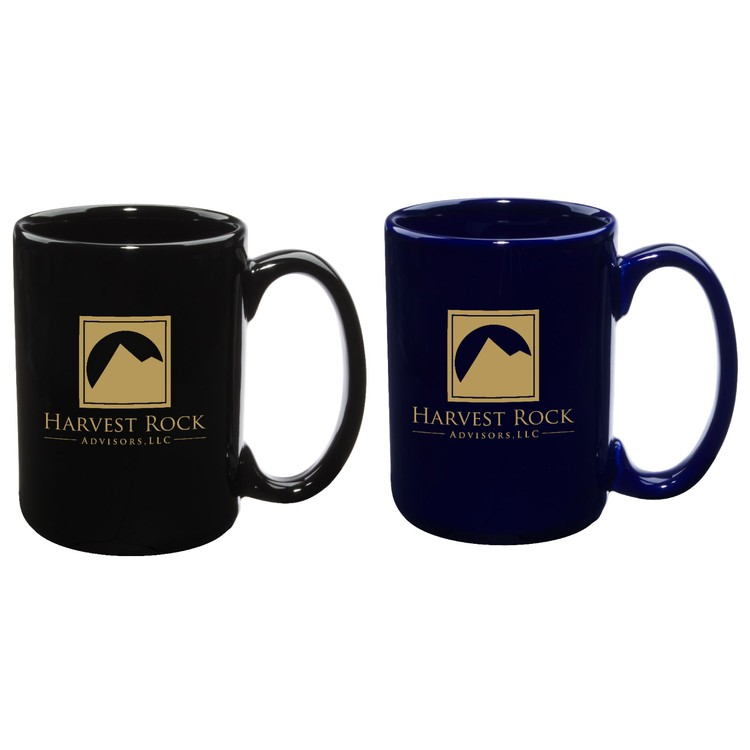 15 oz.Ceramic El Grande Coffee Mug