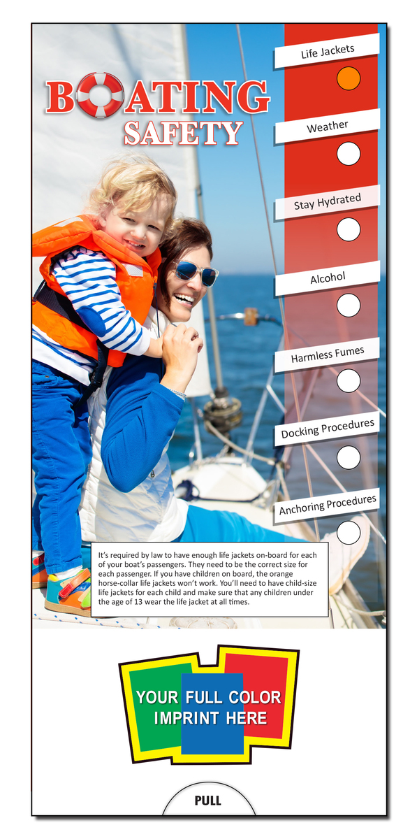 SLIDE CHART - Boating Safety