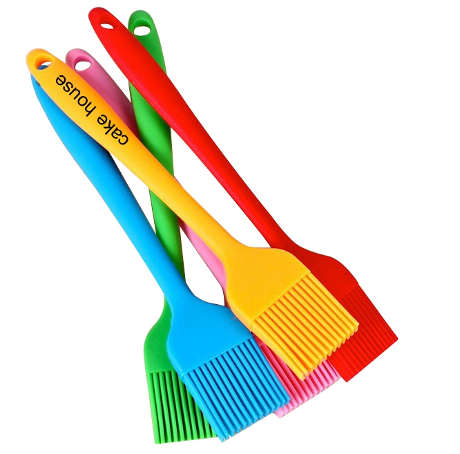 Silicone Basting Colored Brush