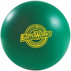Round Stress Ball - Close Out Green Only