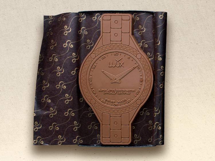 5x 9 Custom Shape in Gift Box