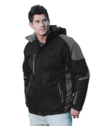 Men's heavyweight windproof/water resistant dobby nylon jacket. - AVALANCHE