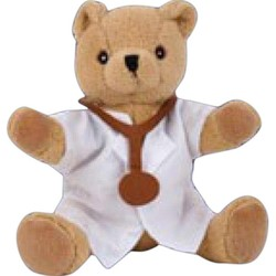 10 Extra Soft Doctor Bear