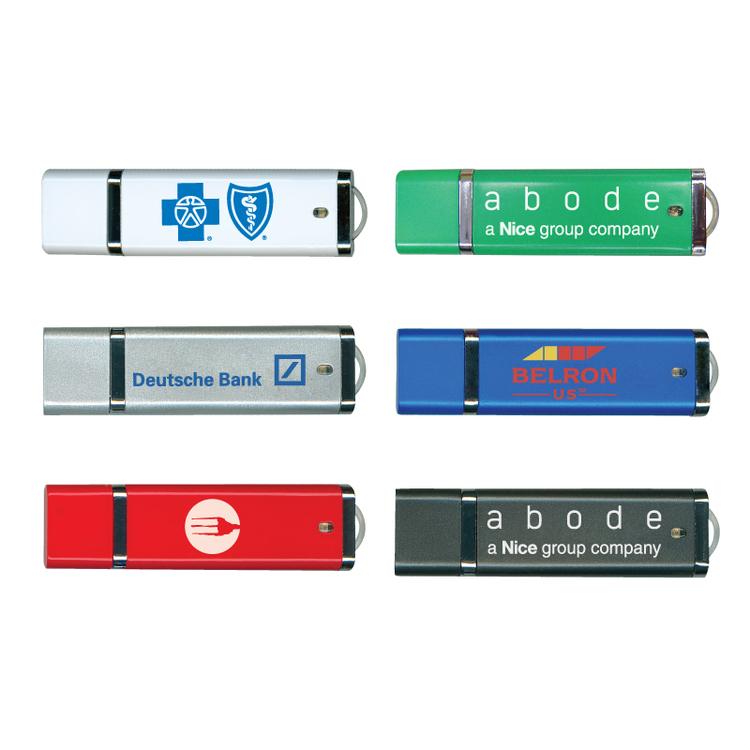 Rectangular USB Flash Drive (1GB - 32GB+)