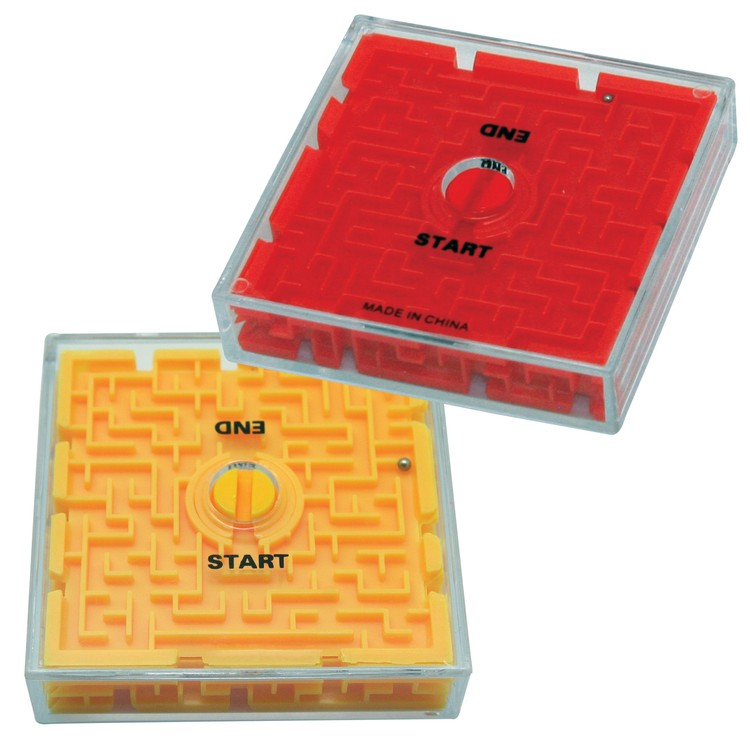 2-Sided Maze Puzzle