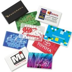 Rectangular Mint Card