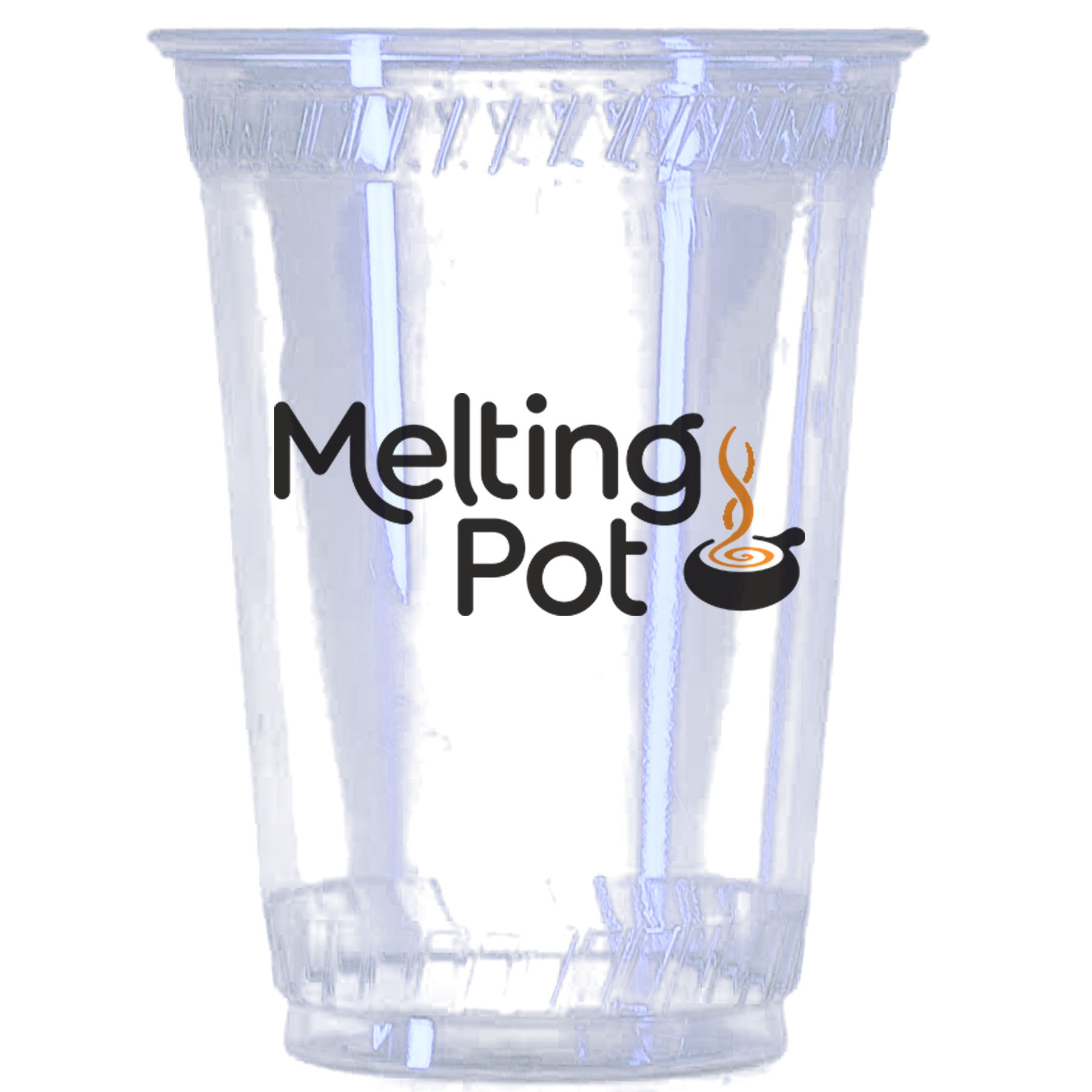 Soft Sided Cups-32 oz. Clear