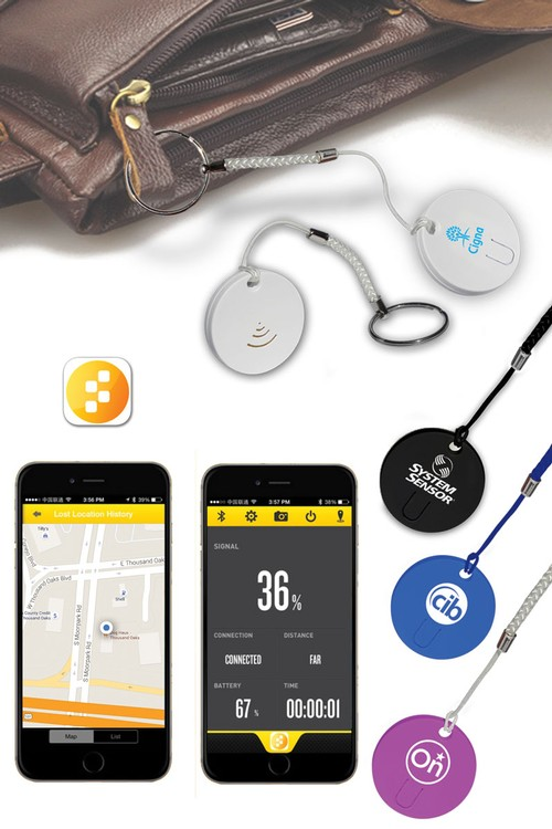 Track-It Anti-Loss Key Finder (Overseas Production)