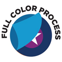 full color process logo