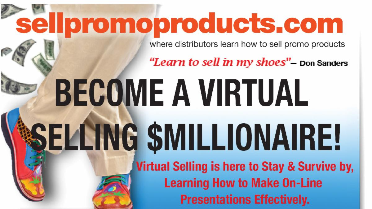 Become a Virtual Selling $Millionaire.