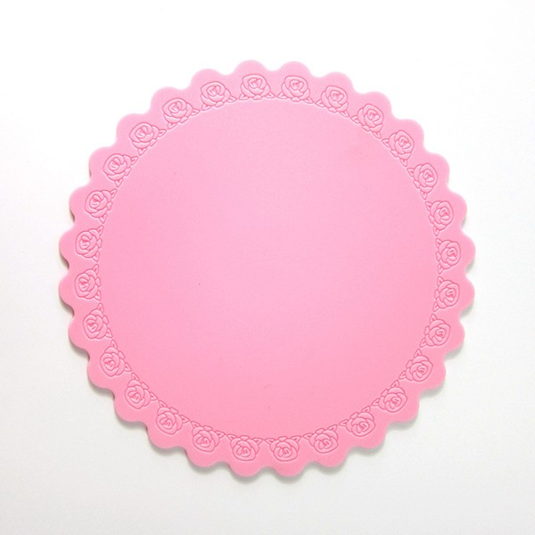 Hot Selling Round Heat Insulation Resistant Silicon