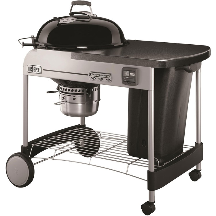 Weber Performer Premium.Weber Performer Premium 22 Charcoal Grill