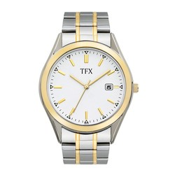 TFX by Bulova Collection Men's 2-Tone Watch