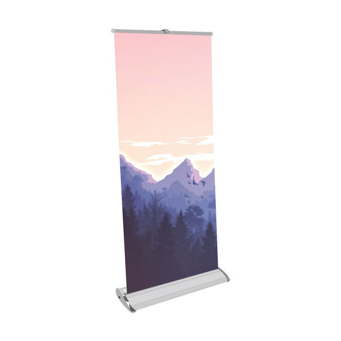 78.7 x 33.4 Standard Retractable Banner Stand