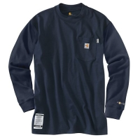 Carhartt 100235 Flame Resistant Long Sleev Force T-Shirt