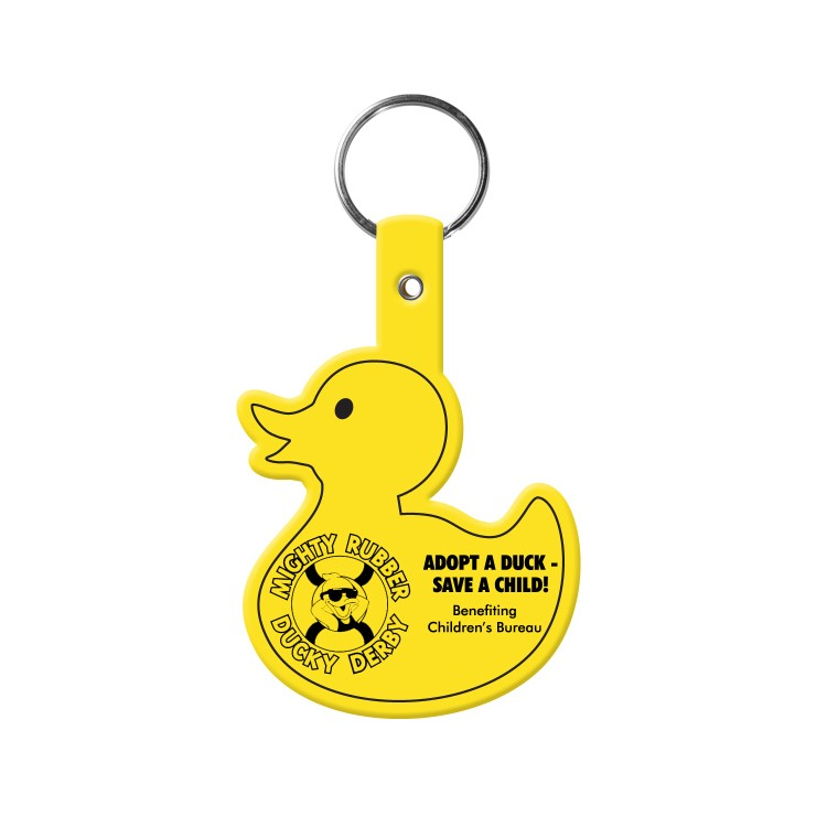 Ducky Flexible Key-Tag