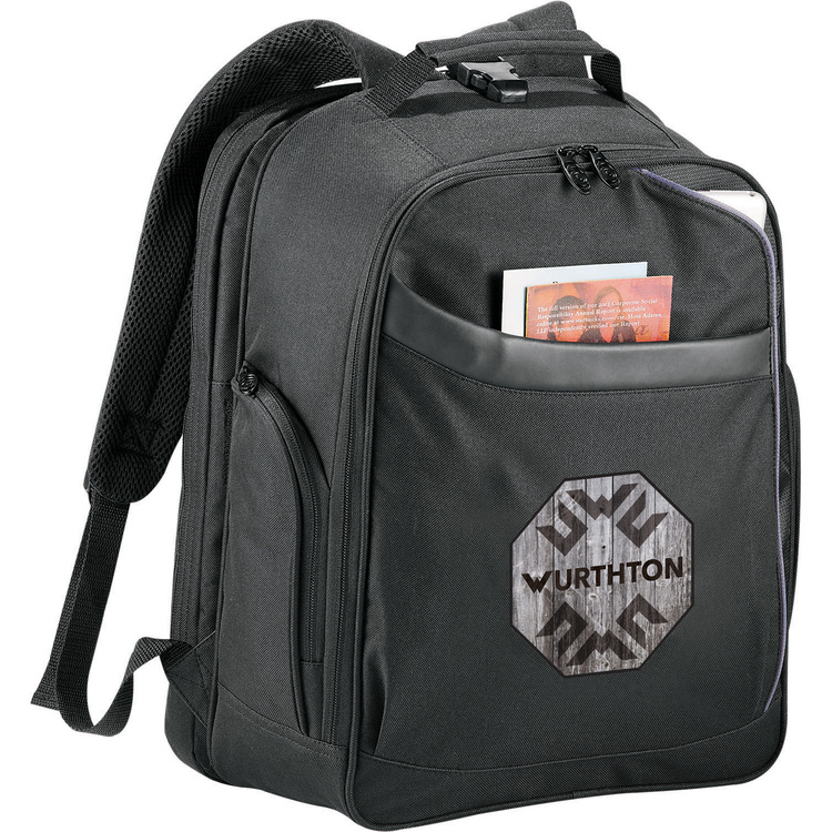 Checkmate® Checkpoint-Friendly Compu-Backpack