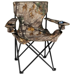 BIG UN Camo Camp Chair