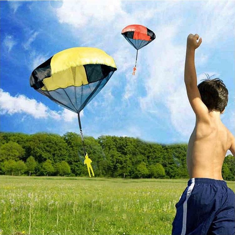 Kids Hand Throwing Parachute Toy - GPSBDDB | UNIVERSAL ADVERTISING
