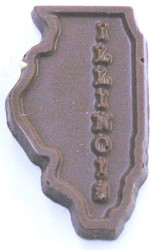 CHOCOLATE STATE ILLINOIS