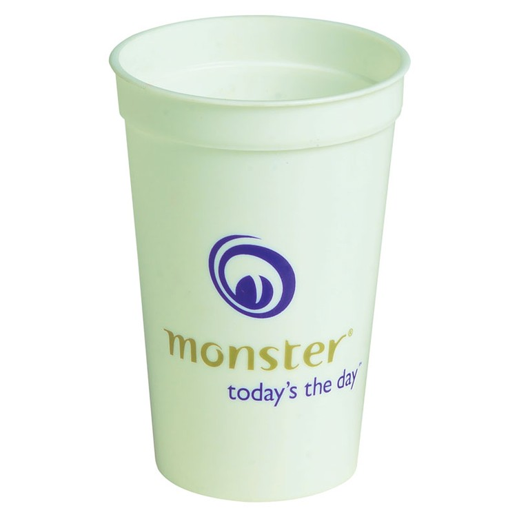 20 oz Glow In The Dark Stadium Cups