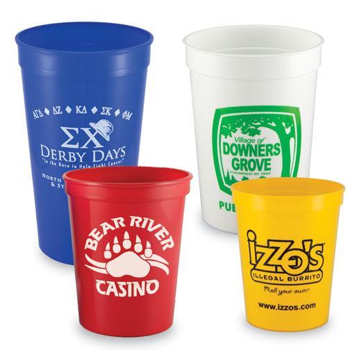 Home & Away 16oz Stadium Cup - Drinkware Stadium Cups