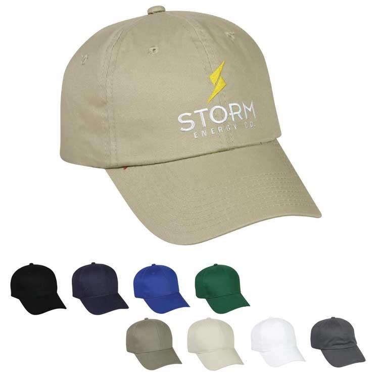 Unstructured Soft-Wear Cap