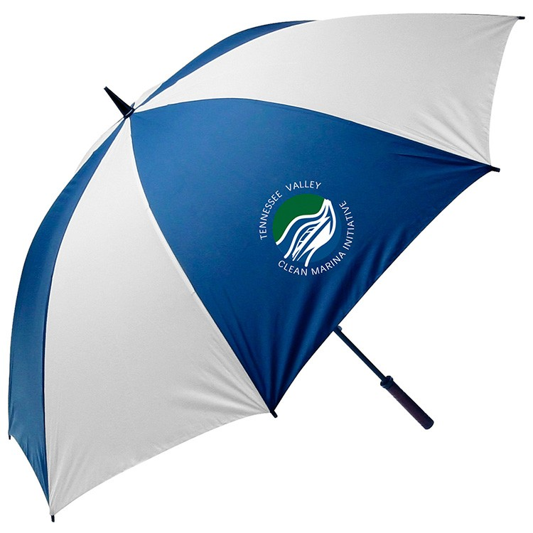 custom umbrellas golf stick logo printed promotional corporate gifts