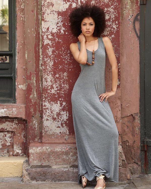 Women\'s Eco-Jersey Maxi Dress