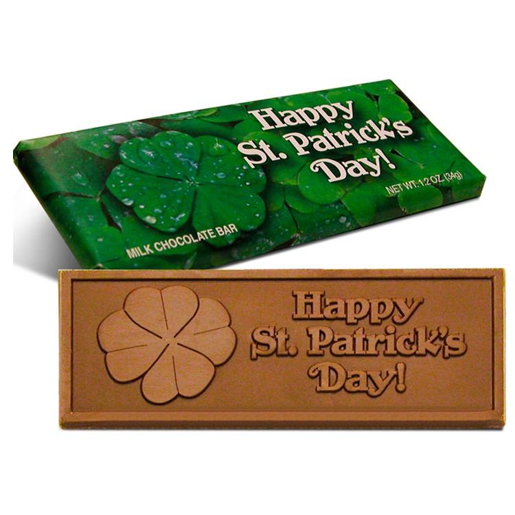 St Patrick's Day 2x 5 Chocolate Bar