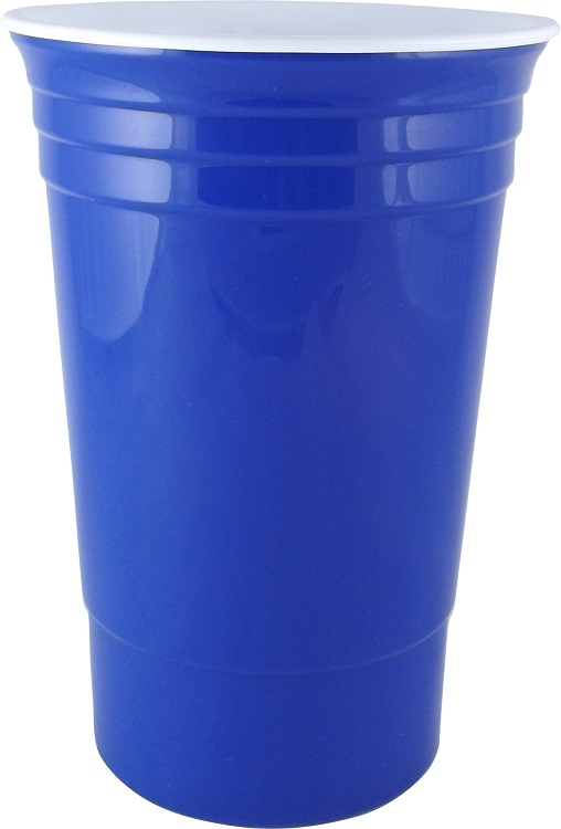 The Cup 16 Oz Double Wall Insulated Quot Party Quot Plastic Cup Cup16 Leprechaun Promotions
