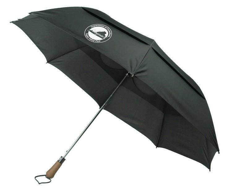 58 Inch Auto Open Folding Windproof Golf Umbrella SALE