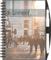 ValueLine - ClearValue Journal - Small, PenPort, Pen - JournalBooks