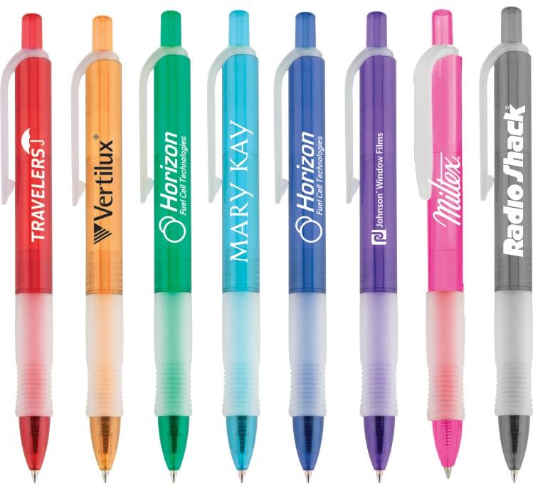 Easy Flow Gel Ink Pen Retractable ( Black ink Cartridge)