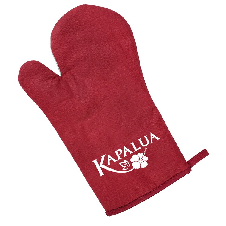 Oven Mitt with Screen Printing - Tag Trends