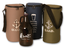Growler Beer Jug Cooler - Yogi Beer Growler Cooler