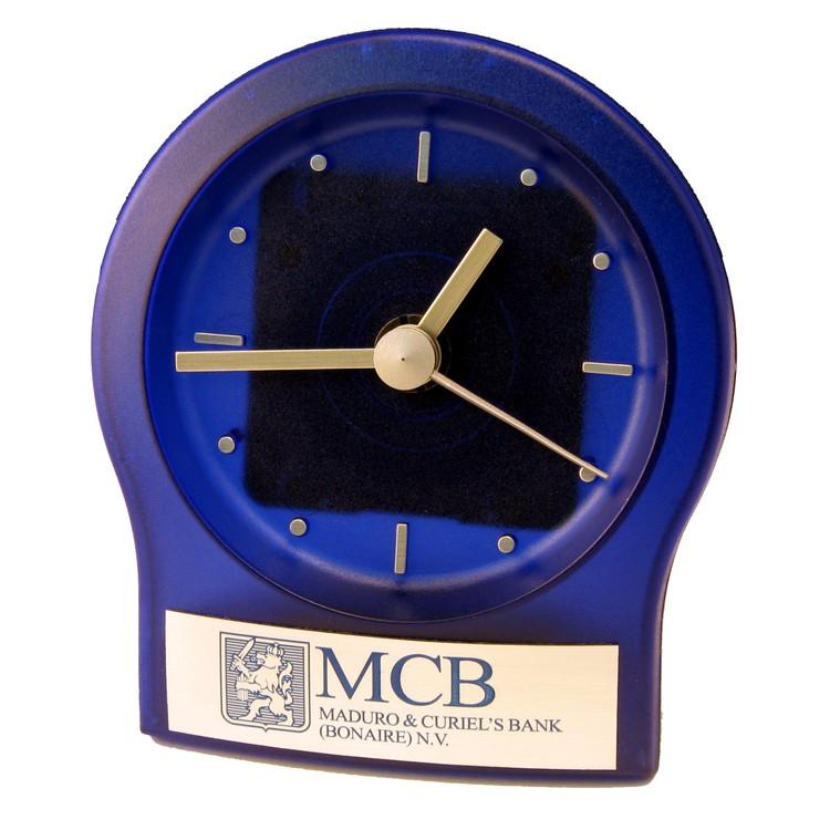 Quartz Desk Clock, CLOSEOUT