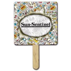 Square Mini Fan