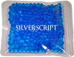 4.5 x 4.5 Blue, Gel Beads Cold/Hot Therapy Pack