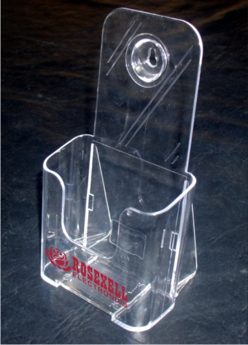 Brochure Holder - Acrylic