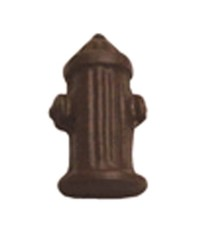 CHOCOLATE FIRE HYDRANT