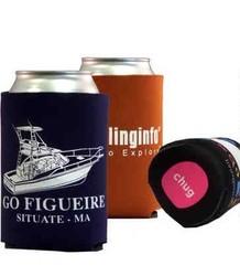 Cool-Apsible Foam Pocket Beverage Insulator / Holder / Cooler - Cool-Apsible