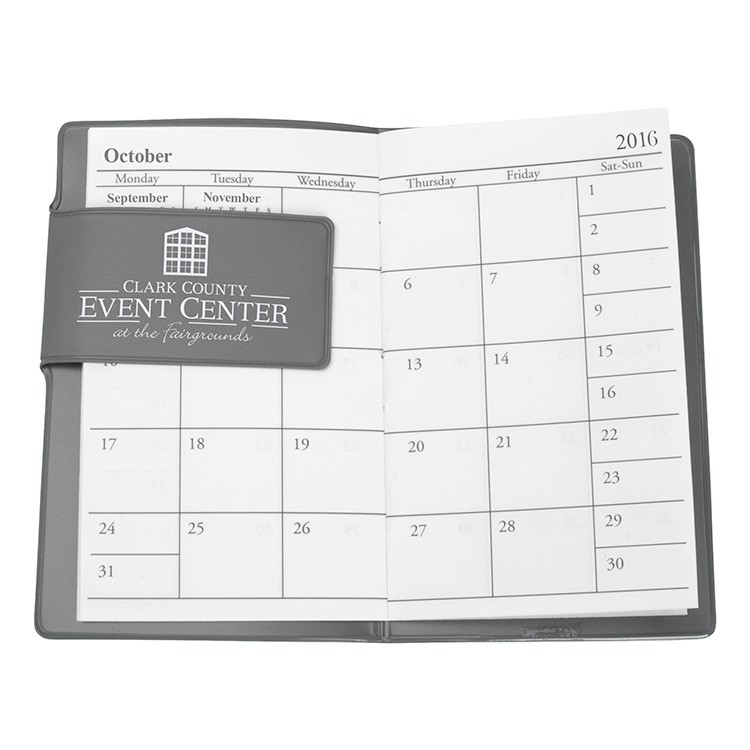 Scan-A-Month Planner