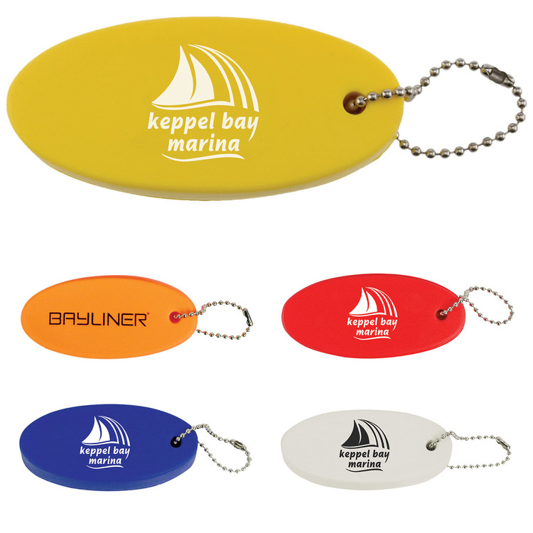 Sure-Float Key Chain