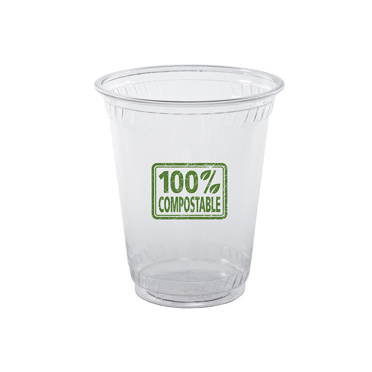 Greenware Clear Cup 10 oz.