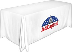 Draped 8 ft. Table Throw - 8'x30 Table