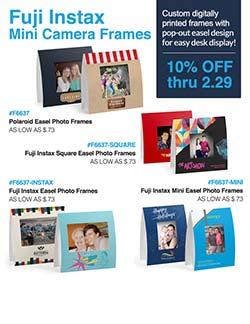 Instax & Polaroid Paper Frame Sale