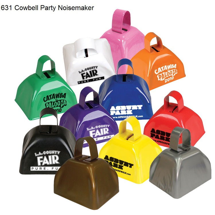 Cow Bell Party Noise Maker