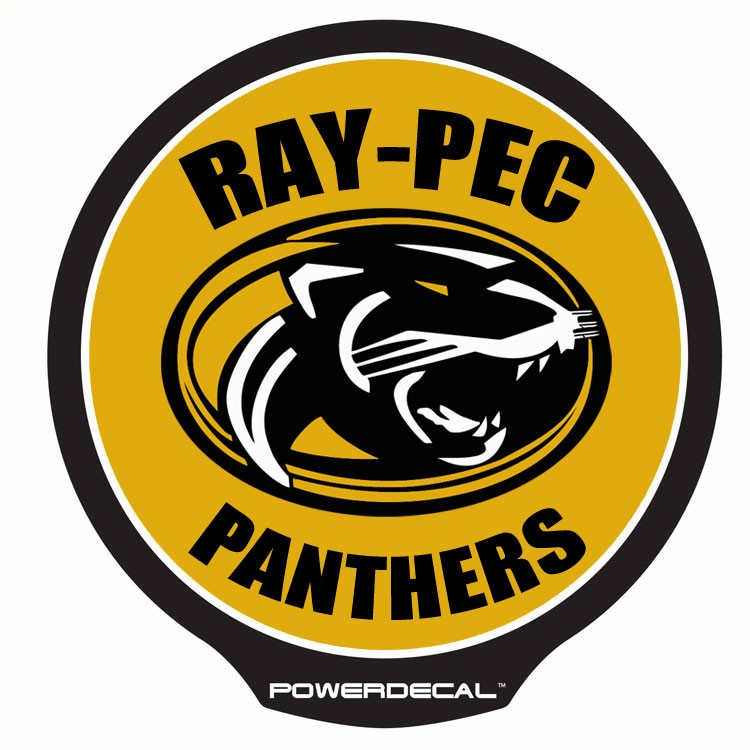 Ray-Pec Panthers POWERDECAL