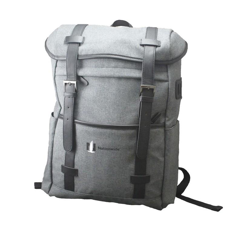 Charleston - 15.6 Classic Laptop Backpack